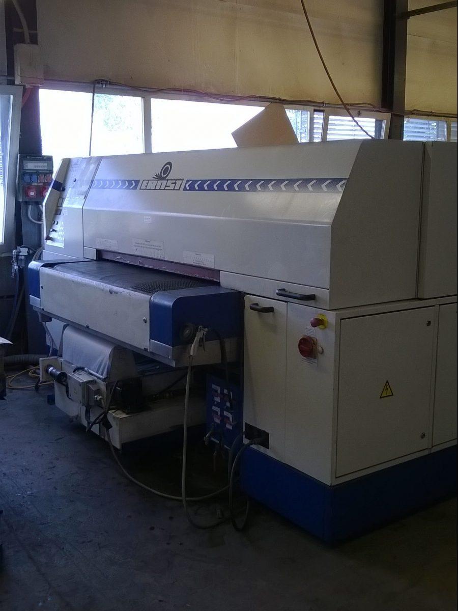 Ernst Entgratmaschine Typ: EM5NII+2