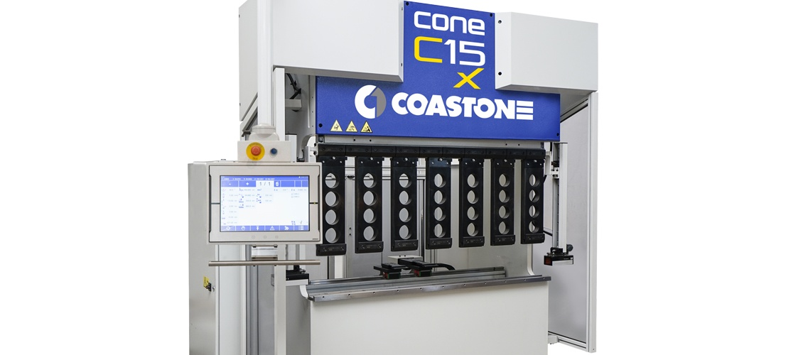 COASTONE Maschinen C9X bis C15X